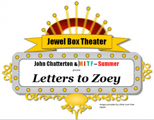 Letters to Zoey