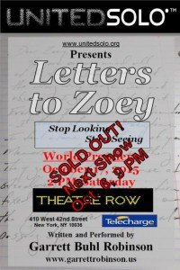 Letters to Zoey, UPdated