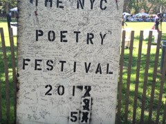 NWU Member Jo Anne Meekins Represents at the NYC Poetry Festival