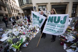 Greetings from the National Union of Journalists