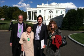 NWU, Allies Advocate for Writers in Washington