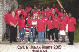 NWU Attends UAW Civil and Human Rights Conference