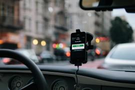 Driving Uber