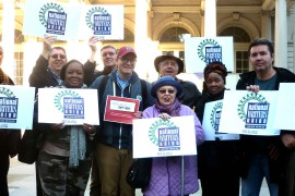 NWU VPs Testimony to the NY City Council
