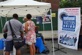 Hitting the Streets at the Harlem Book Fair