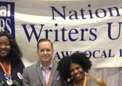 Alecia Goodlow-Young, Raven Brooks, and myself.