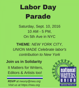 NWU- Labor Day Parade