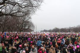 NWU at Women's March on Washington