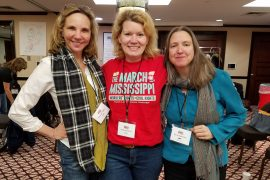 NWU Members Learn to Organize at Global Women's Event