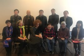 NWU Welcomes Guangzhou Cultural Delegation to NYC