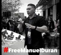 RESOLUTION CALLING FOR FREEDOM FOR MANUEL DURAN