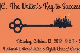 8th NWU Writers Conference Is Oct. 13
