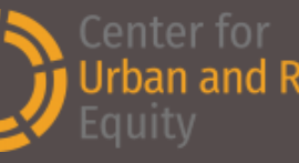 The Center for Urban and Racial Equity logo